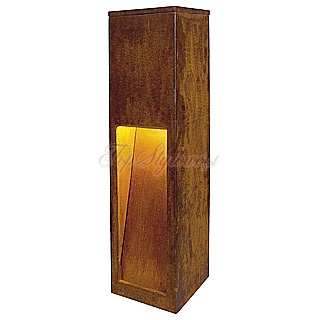spotline rusty slot 50 229410 lampa ogrodowa spotlie producenci lamp lampy i o wietlenie. Black Bedroom Furniture Sets. Home Design Ideas