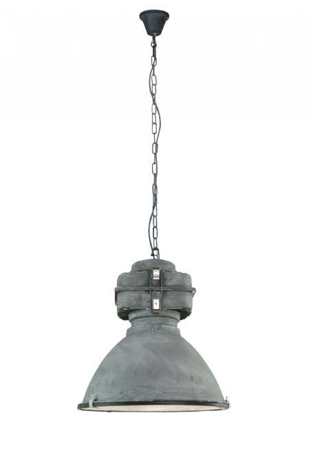 Boston loftowa lampa wisząca beton  1187232 Britop Lighting