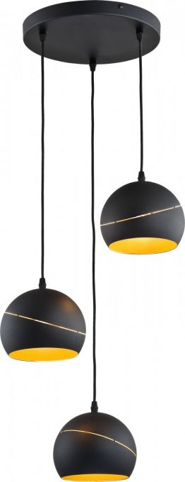 Yoda Orbit Black lampa wisząca 2082 TK Lighting