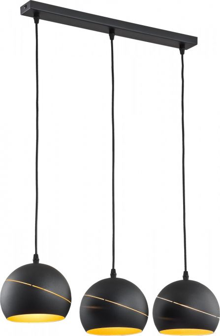 Yoda Orbit Black lampa wisząca 2081 TK Lighting