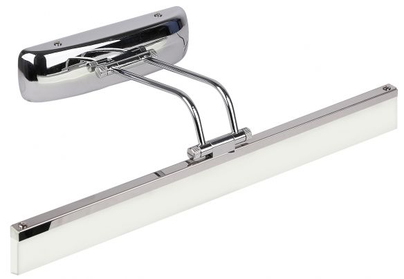 Side kinkiet 6w led chromowy 4000k Candellux