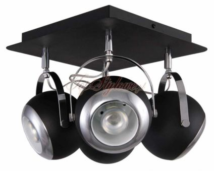 Lis Lighting Scotti lampa sufitowa spot 4463PL