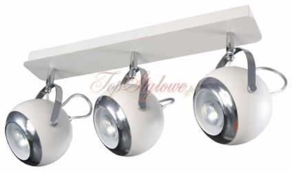 Lis Lighting Scotti  listwa ze spotami 4464PL